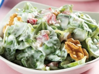 Yaz İçin Harika Bir Salata