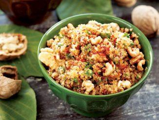 Besleyici Ve Lezzetli Bulgurlu Salatası